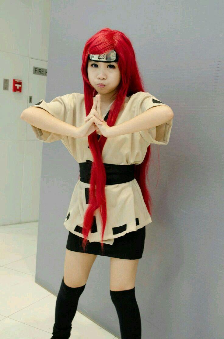 Kushina cosplay | Naruto cosplay, Kushina uzumaki ...