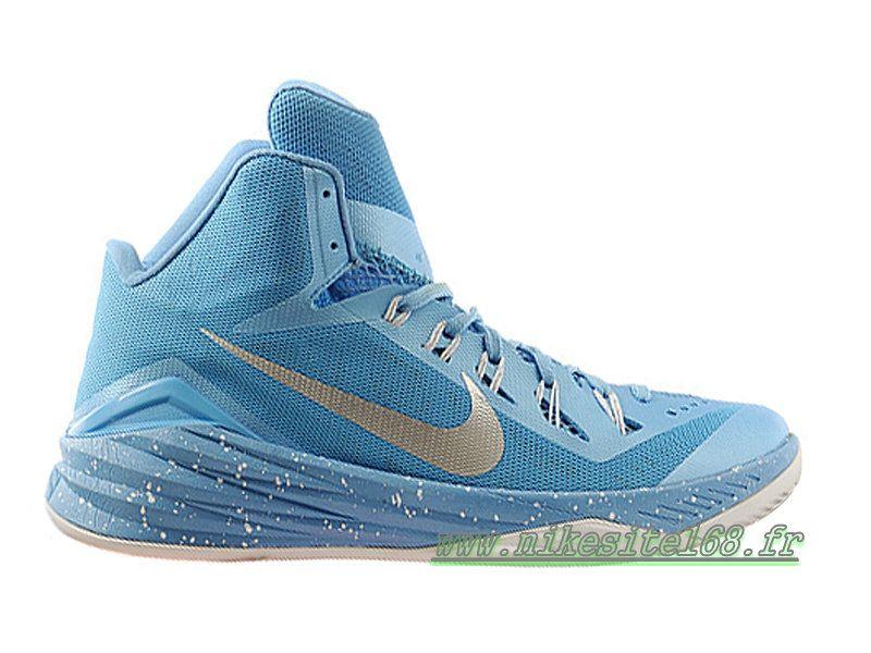 best authentic ce4d4 880b3 ... spain nike hyperdunk 2014 chaussures nike basketball pas cher pour homme  ciel bleu argent 653640 90bb5 ...