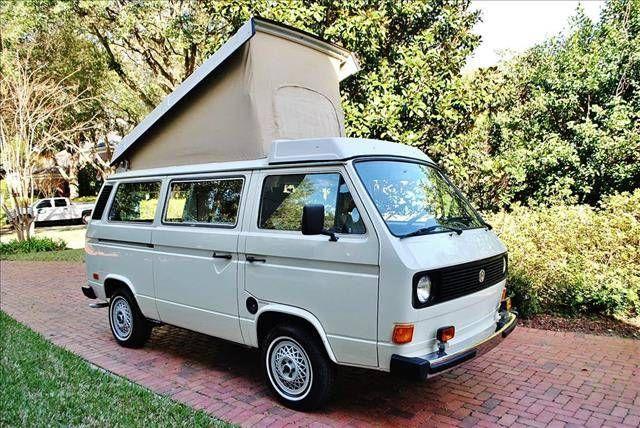 Volkswagen camper westfalia