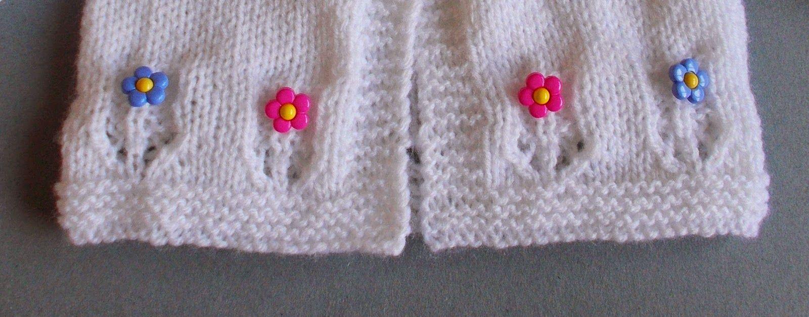 803f6c70215c marianna s lazy daisy days - Fleur Baby Cardigan - free instructions ...