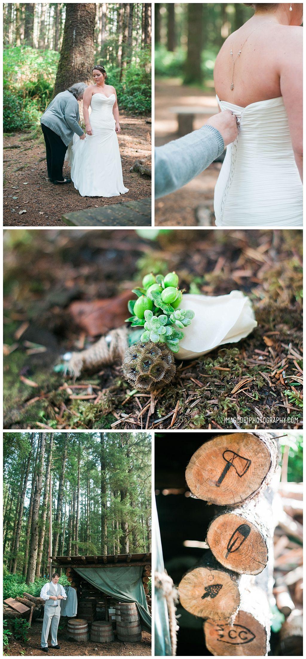 Camp Clark Wedding, Oregon Coast Wedding Venues, Beach ...