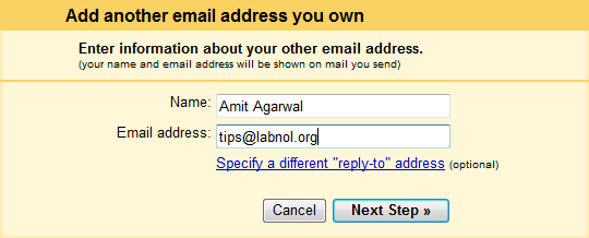 Get Extra Email Addresses For Your Gmail Account With Aliases Digital Inspiration Email Address Gmail Email