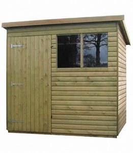 Pent Economy Shiplap Shed Great Quality Options For Stable Door - Difference between log lap sheds and ship lap sheds