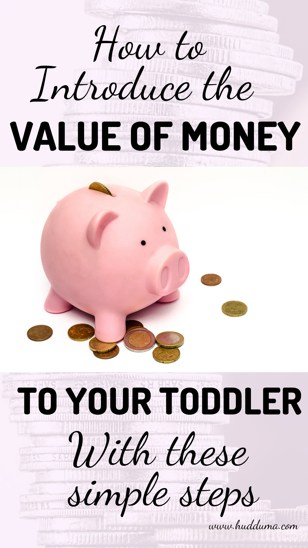 5 Simple Ways To Teach Your Toddler About Money