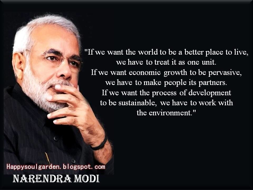 Narendra Modi Quotes The Lion Of India Pinterest Life Change