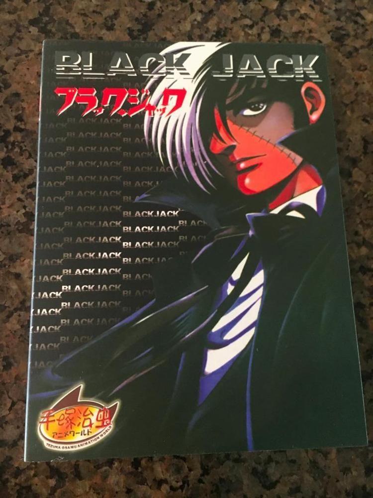 Anime japanese black jack2 dvd set englishchinese