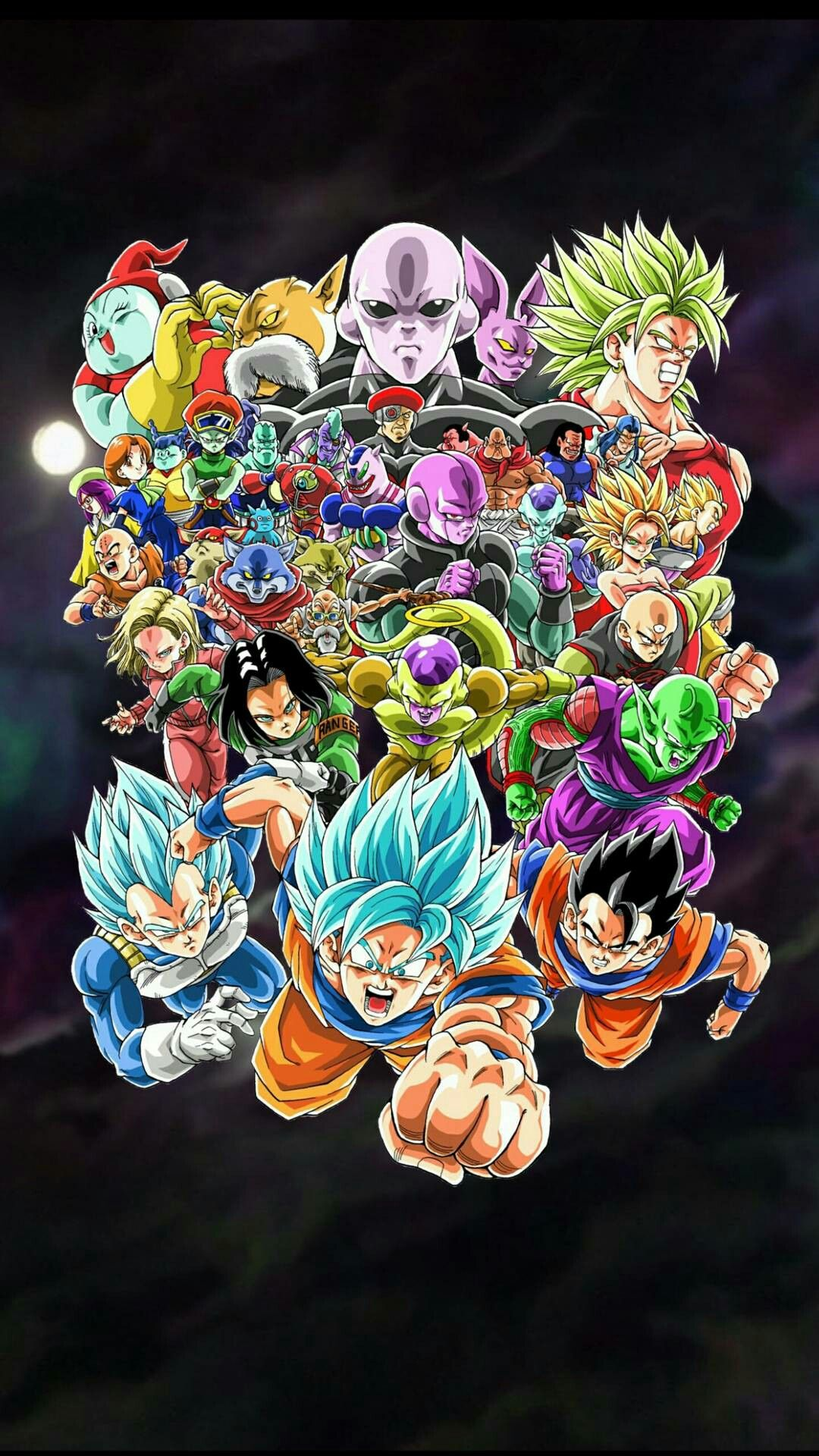 Dragon Ball Super With Images Dragon Ball Super Wallpapers
