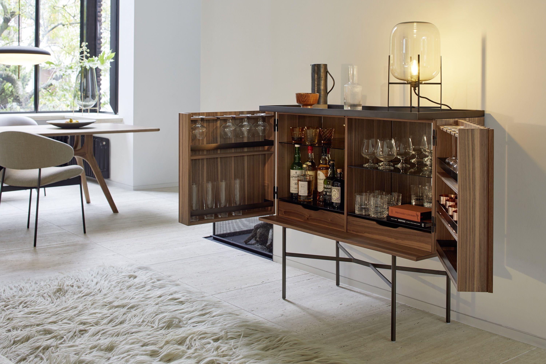 Barschrank HARRI • bar cabinet HARRI• Design + Foto: Peter