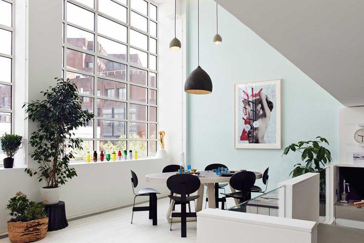 House Interior#Saint Martins Loft www.thelightline.org