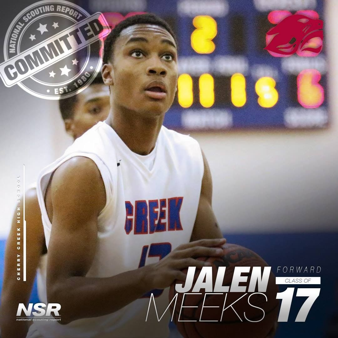 Cherry Creek High School Campus Map.Jalen Meeks 2017 Basketball Cherry Creek Hs Committed Concordia