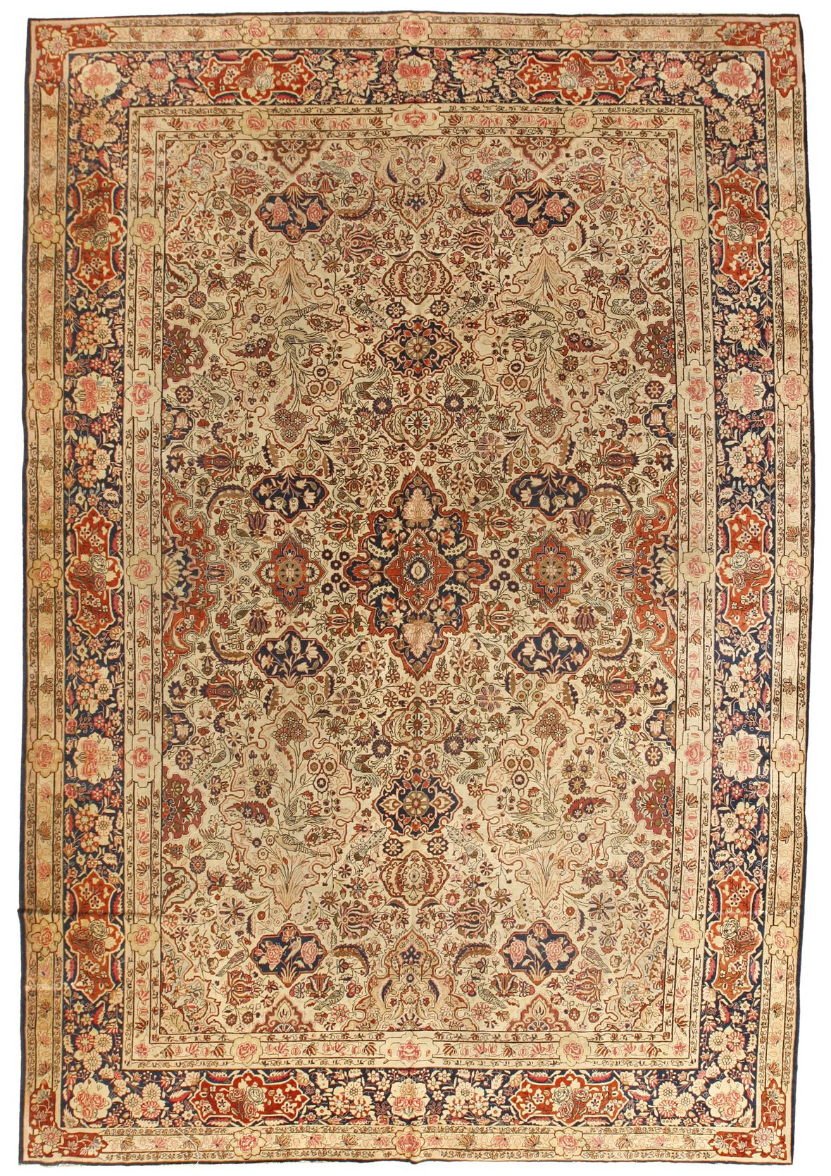 Antique Dabir Kashan Carpet Antique Rugs And Carpets In 2020 Carpet Rugs Shaw Carpet
