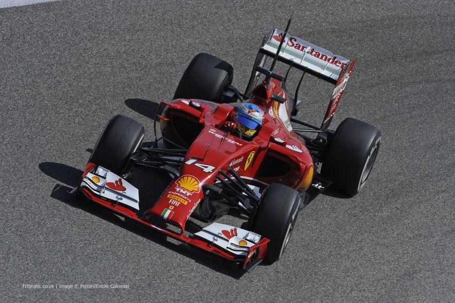 Ferrari F14 T (2014) pictures - F1 Fanatic