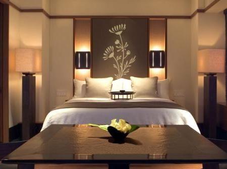 Habitaciones empapeladas y decoracion de dormitorios con - Decoracion de habitaciones con fotos ...