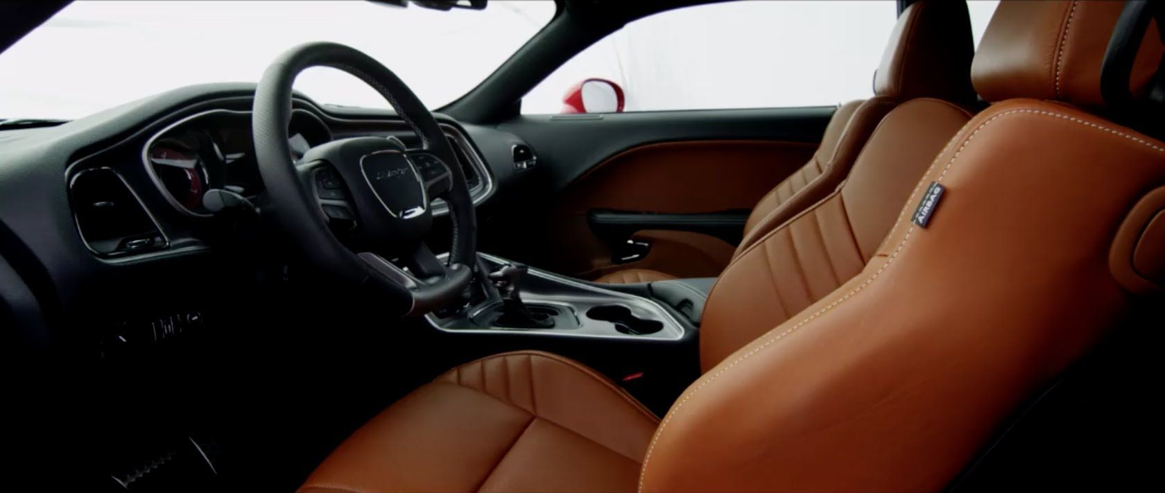 2015 Dodge Challenger Srt Hellcat Interior Technology And Design