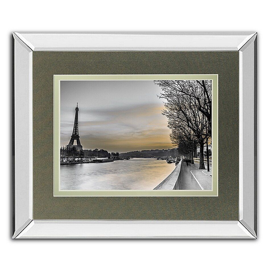 River Seine And The Eiffel Tower 40