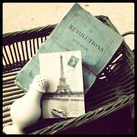 French treasures--FleaingFrance