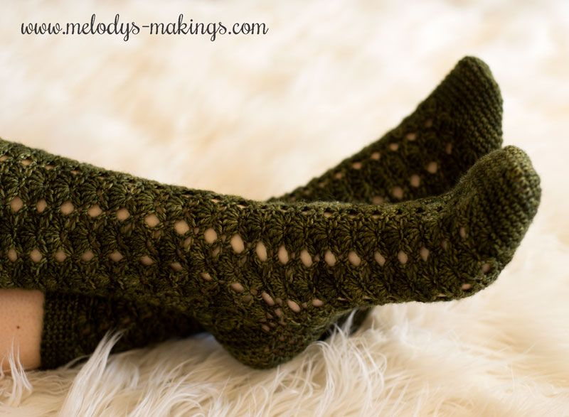 Free Crochet Socks Patterns   Crochet   Pinterest