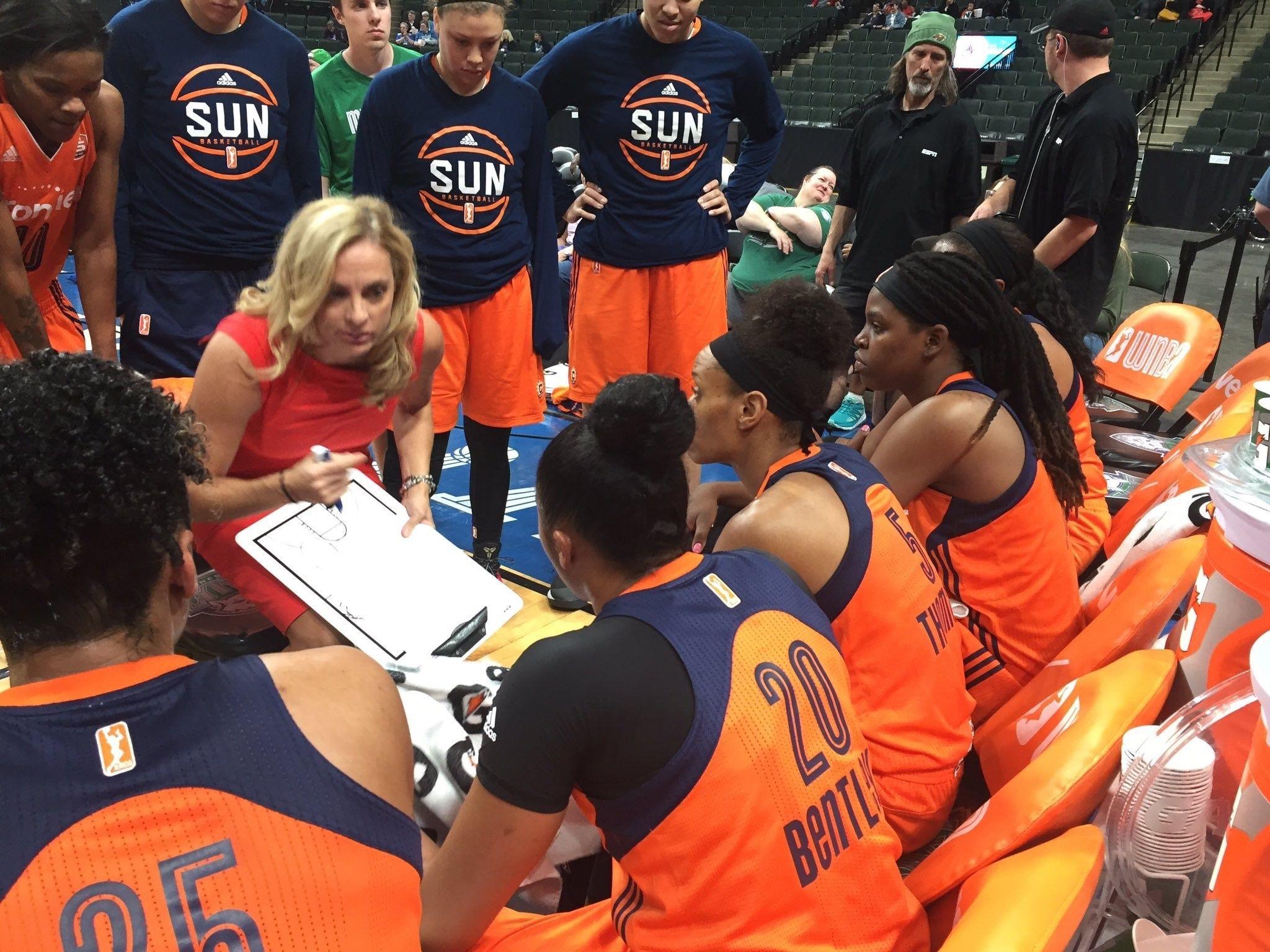 Nicki Collen Named Atlanta Dream Head Coach Atlanta