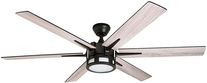 Amazon Com Honeywell 51036 Kaliza Modern Led Ceiling Fan With