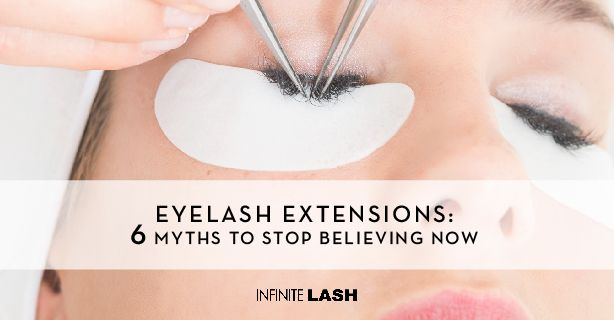 The Skinny On Eyelash Extensions: Eyelash extensions can help you appear polished, even without makeup, and can add drama to your look at night. There are several options to fit any taste or price range, and a variety of looks you can achieve with extensions. http://infinitelash.com/blog/the-skinny-on-eyelash-extensions/