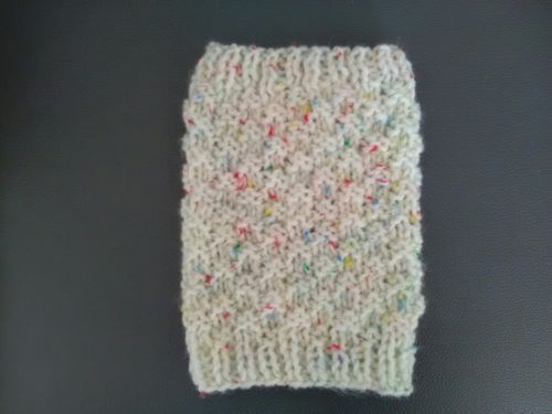 Details about Hand Knit Small Dog Snood (With images ...