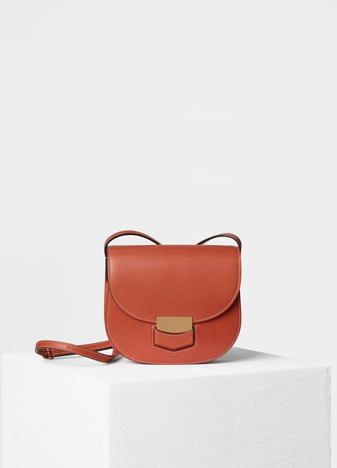 389ef18c2bbf1 Celine Small Trotteur Shoulder Bag