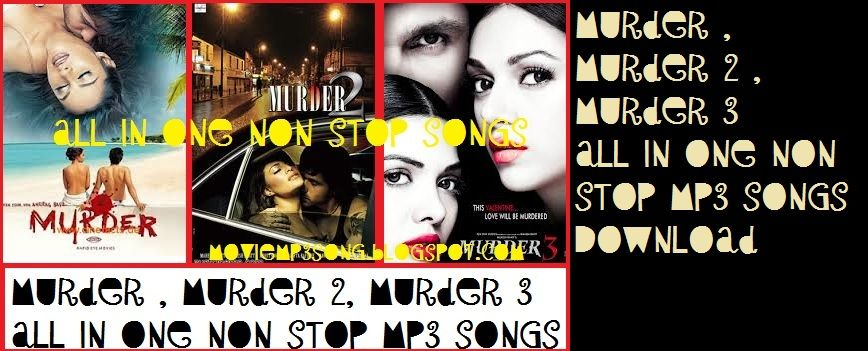 Murder Non Stop Mp3 Songs Mp3 Song Stop Song Songs