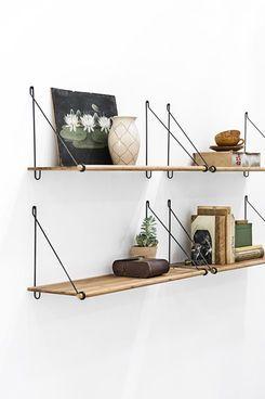 We Do Wood Loop Regal Mit Schlaufenformigen Halterungen Holz Ablage Gestell Wandregal Regalsystem Einrichtung Wohnen Galaxus Regal Wandregal Kleinmobel