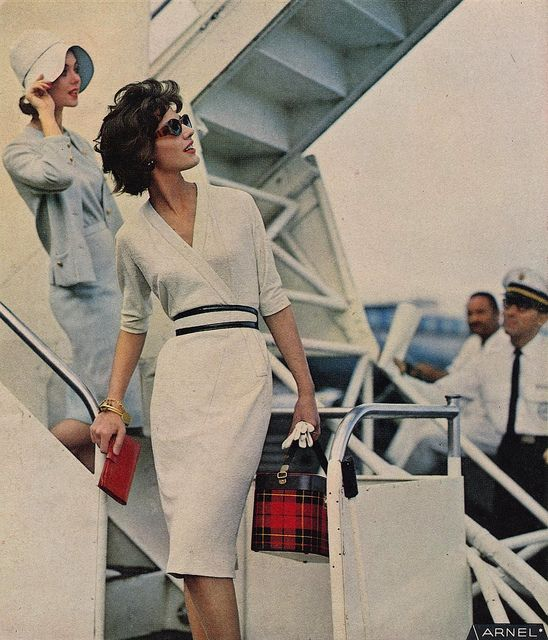 Summer Perfect In Arnel Fashion Style 1950s Fashion
