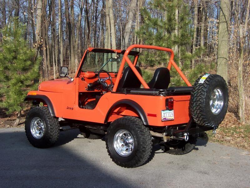 Rudy's Clic Jeeps LLC - 79 Jeep CJ5 65k Original Miles! NO ROT ...