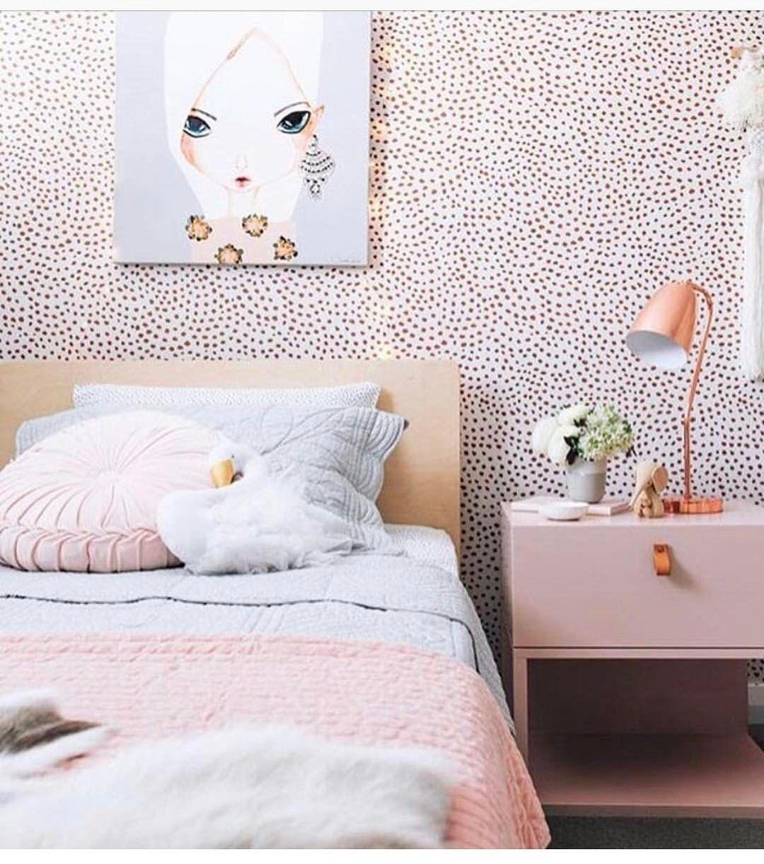 Dekorasi Kamar Tidur Remaja Perempuan Dan Mewah Dekorasi Kamar