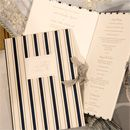 Marblehead Revisited, a nautical wedding |Colin Cowie