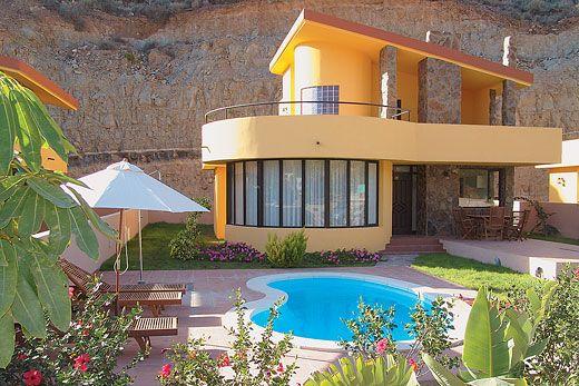 Margarita villa tauro gran canaria canarias holidays - Villas en gran canaria con piscina ...