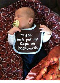Great Baby Bib Idea