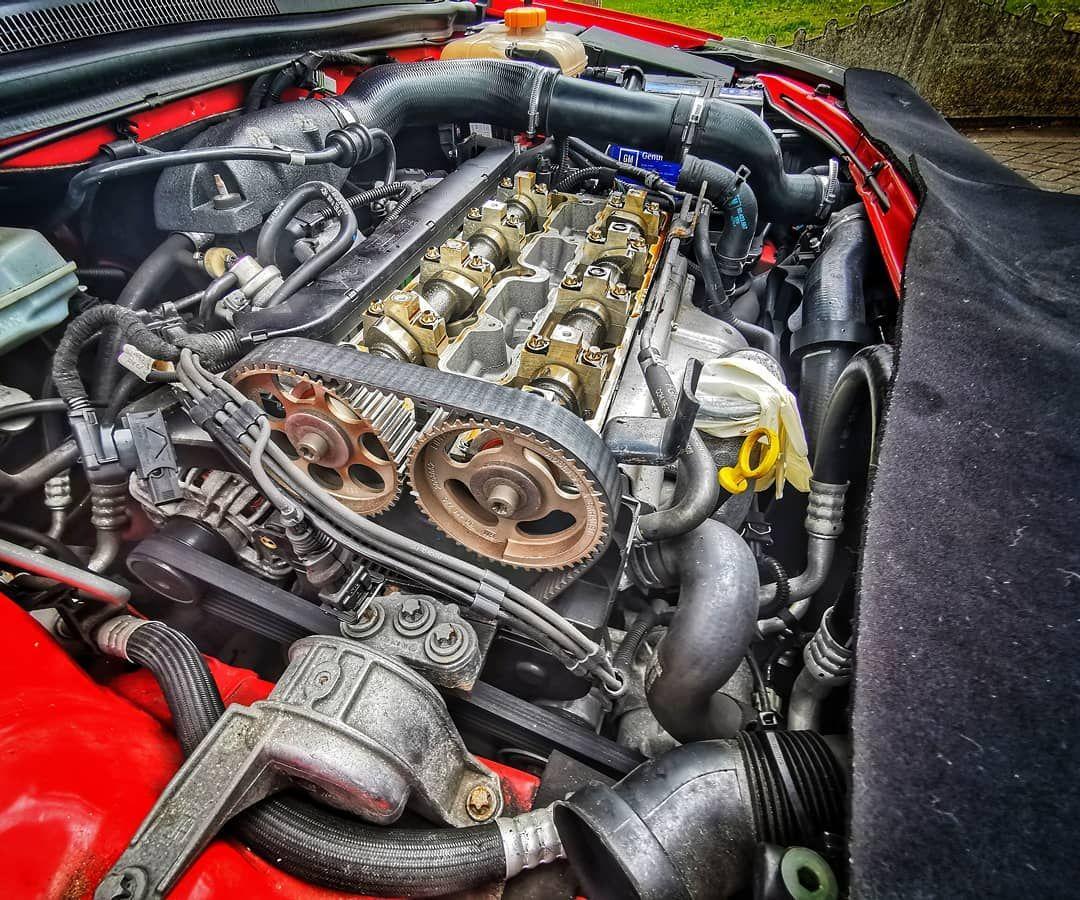 Oil Leak Vauxhall Opel Gm Astra Astrah Astravxr Vxr