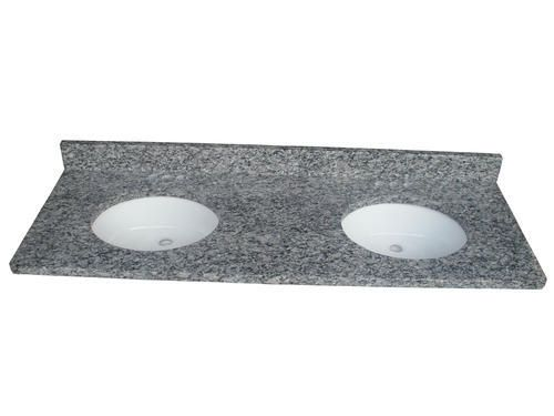 61 X 22 Night Dive Tuscany Granite Vanity Top 2 4 Oc Bowls