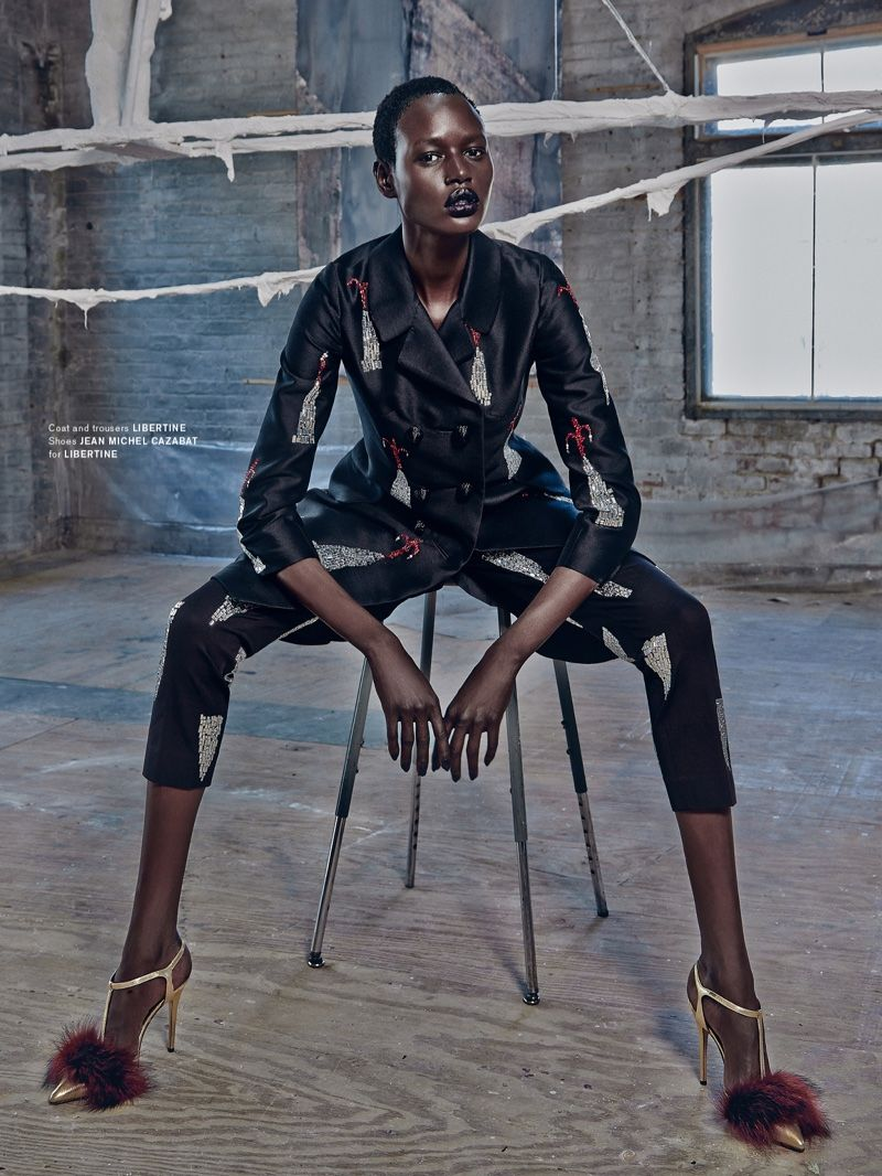 Celebrity Ajak Deng nude (89 photos), Ass, Hot, Twitter, underwear 2019