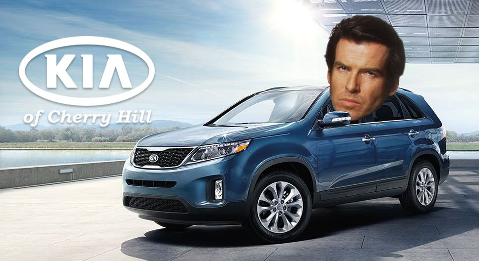 Philadelphia: Kia Of Cherry Hill Is Proud To Announce That Actor Pierce  Brosnan Will Be Featured In Our Super Bowl Ad This Year Along Side The 2016  Kia ...