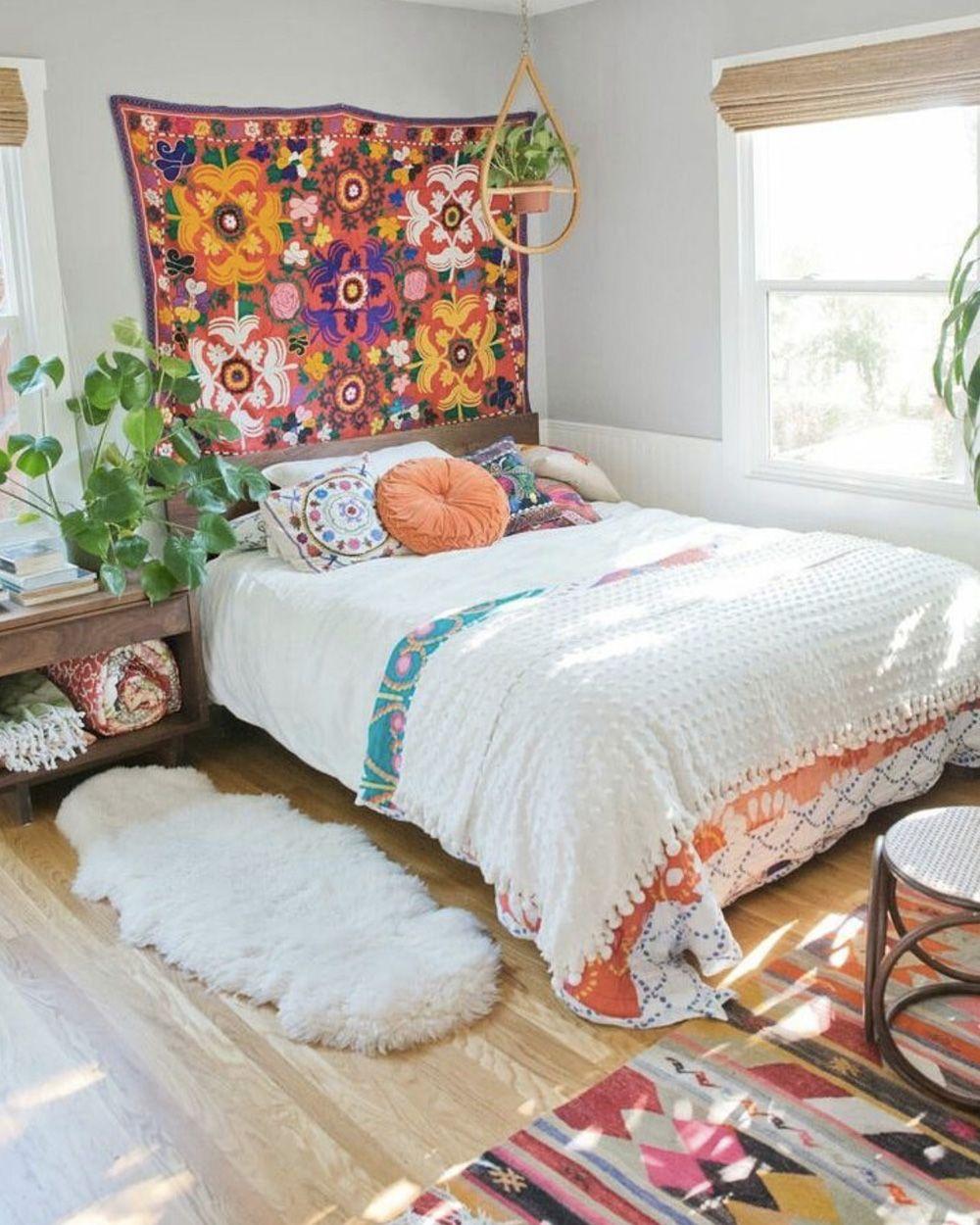 De jolies chambres colorées | Room and Bedrooms