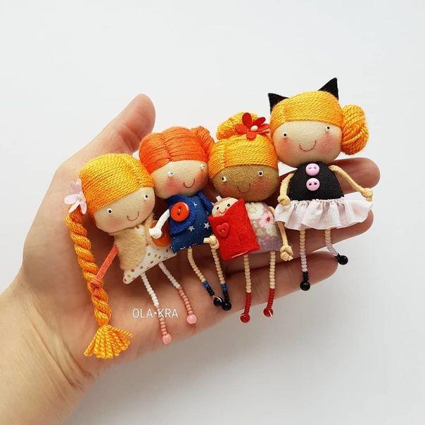 Igmarybox - Магия handmade (мк, игрушки) #handmadetoys