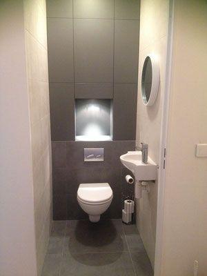 comment aménager un gébérit wc | wc deco | Pinterest | Toilette ...