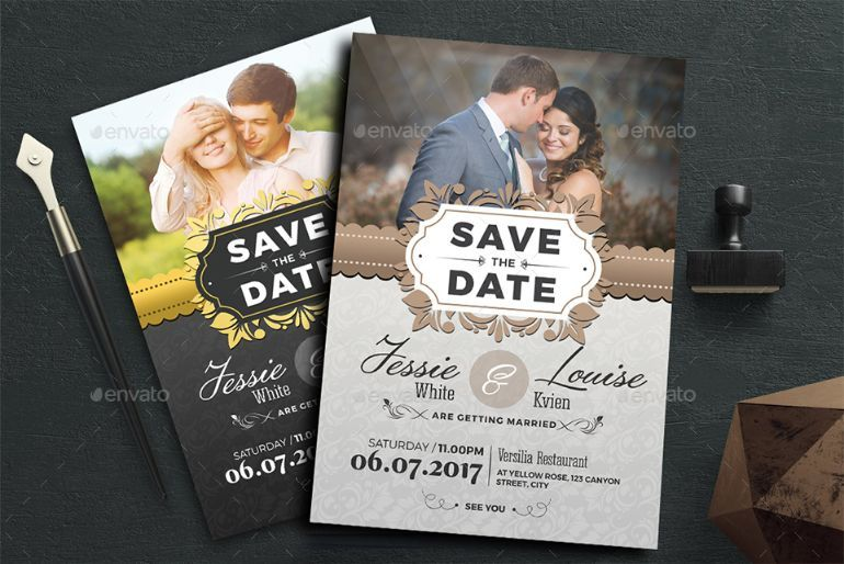 20 Engagement Invitation Template Word
