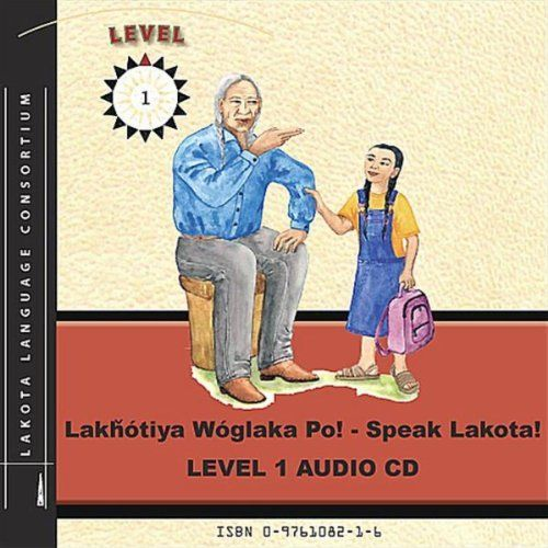 Lak?ótiya Wóglaka Po! - Speak Lakota! Level 1 Audio CD Lakota Language Consortium | Format: MP3 Music, http://www.amazon.com/dp/B007XEDPT4/ref=cm_sw_r_pi_dp_L5URwbWE8YM36