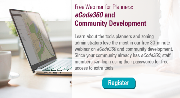 Ecode360 Tip Digital Version We Re Sharing New Ways That We Re Building On Ecode360 Technology To Visually Pre Ral Code Community Development Free Webinar