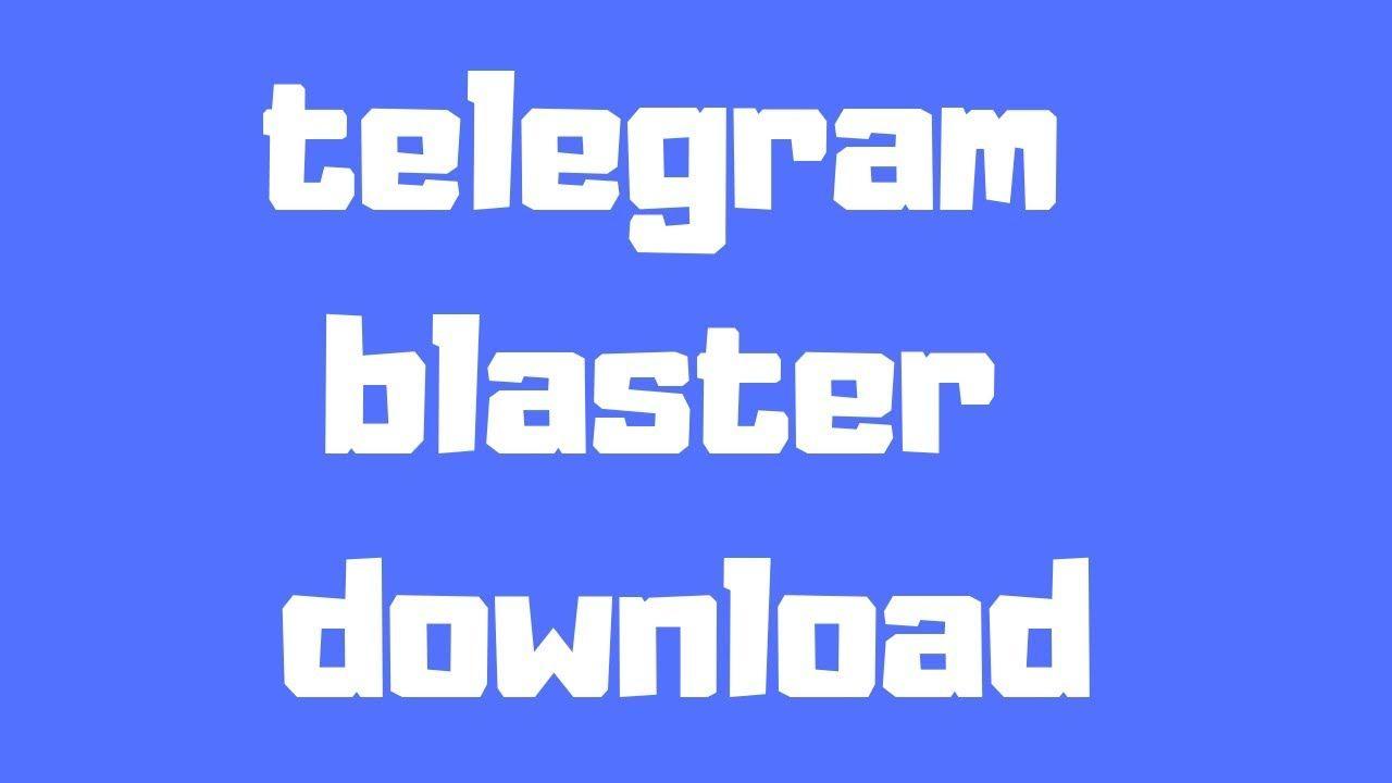 Telegram blaster download - telegram auto cracked | telegram