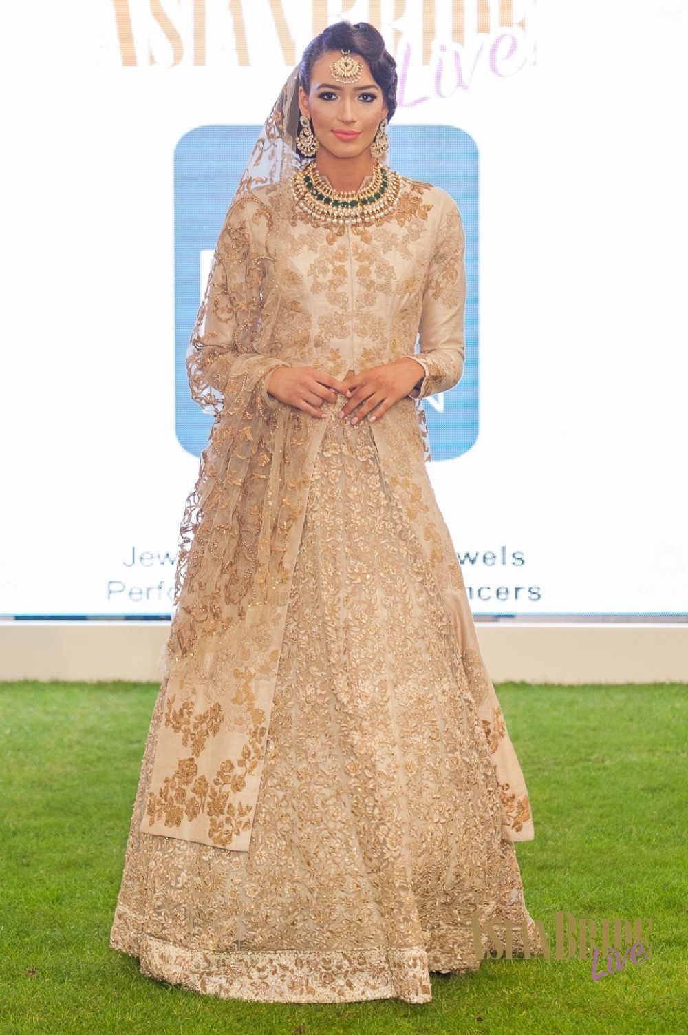 Gold Bibi London Lengha Bibi London -INDIAN-PAKISTANI-WEDDING ...