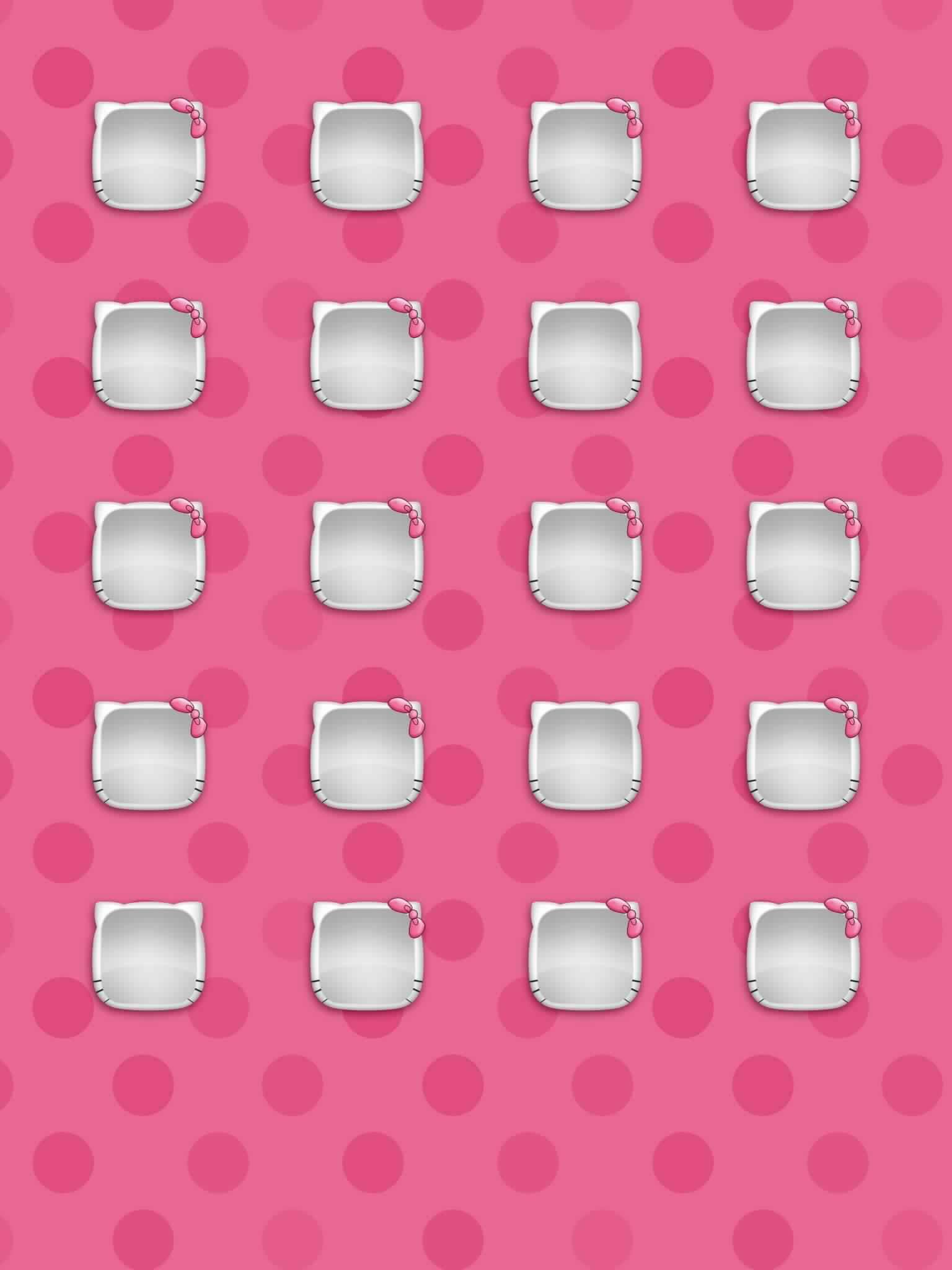 Iphone icon wallpaper tumblr - App Icon Skin Wallpaper