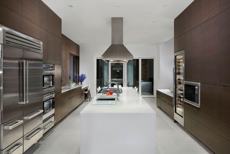 North Shore Modern Kitchen Gallery Sub Zero Wolf Appliances