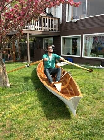 15' Merry Wherry rowboat 1200 (West Seattle) Row boat