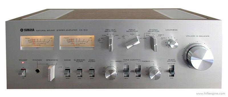 yamaha ca 810 manual stereo integrated amplifier hifi engine rh pinterest com Fi Engine hifi engine manual library